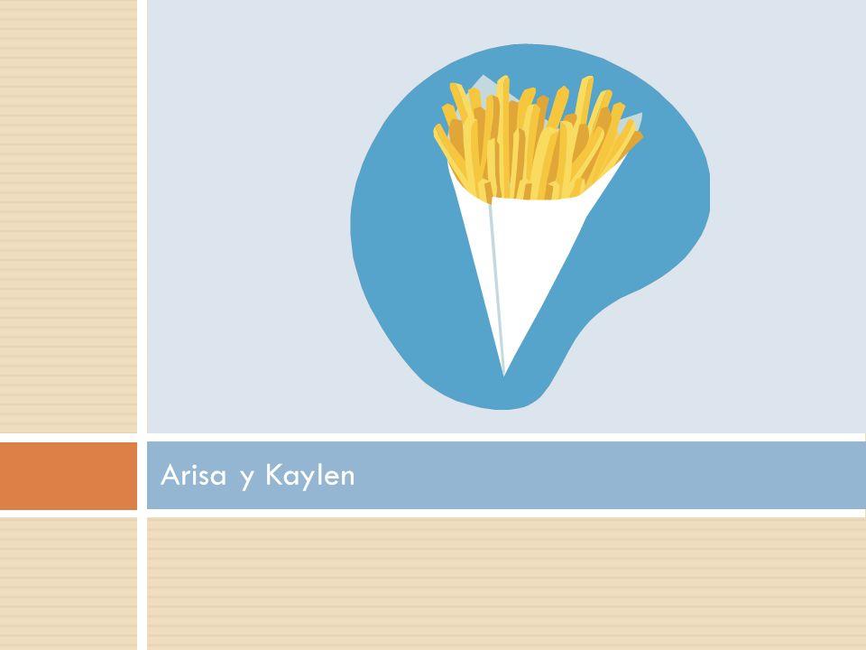 Arisa y Kaylen
