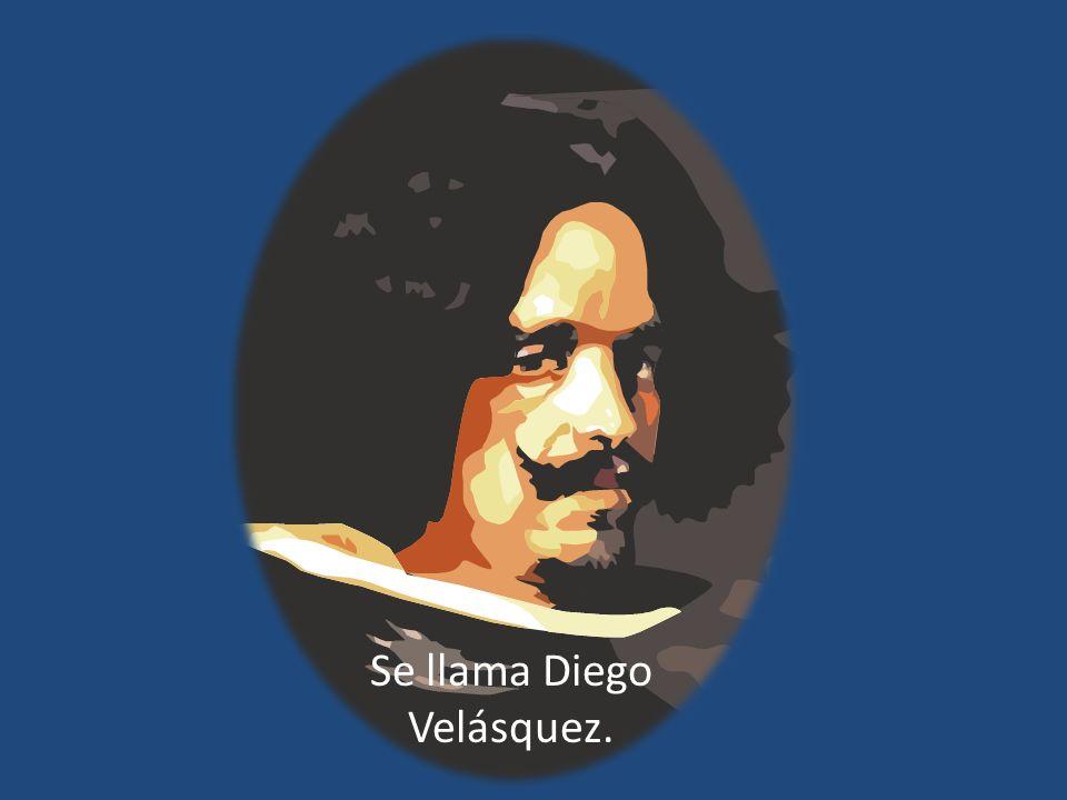 Se llama Diego Velásquez.