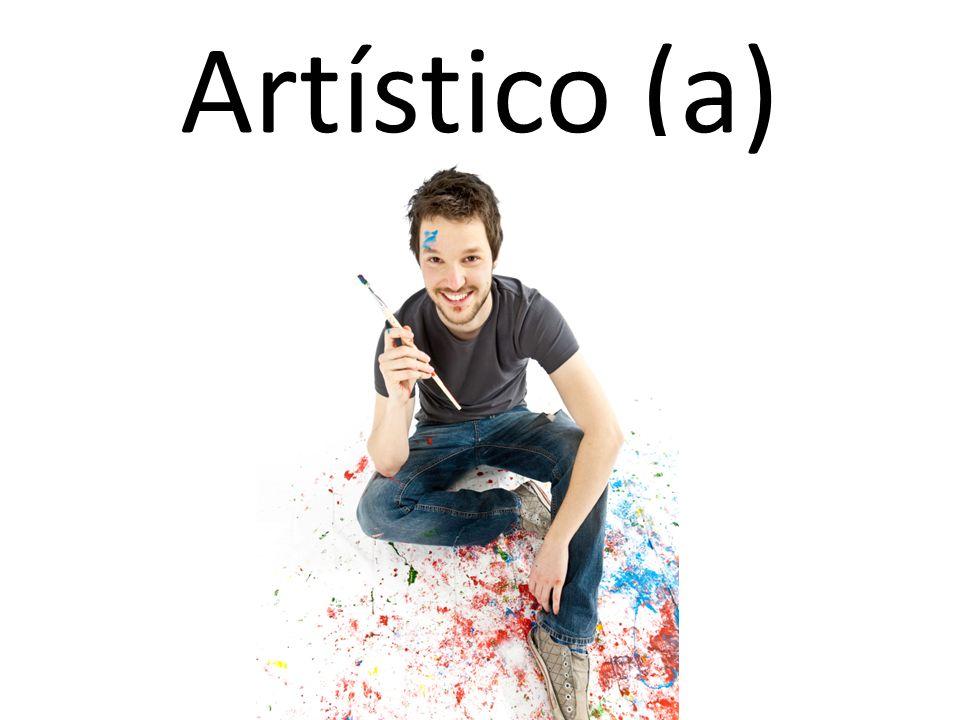 Artístico (a)
