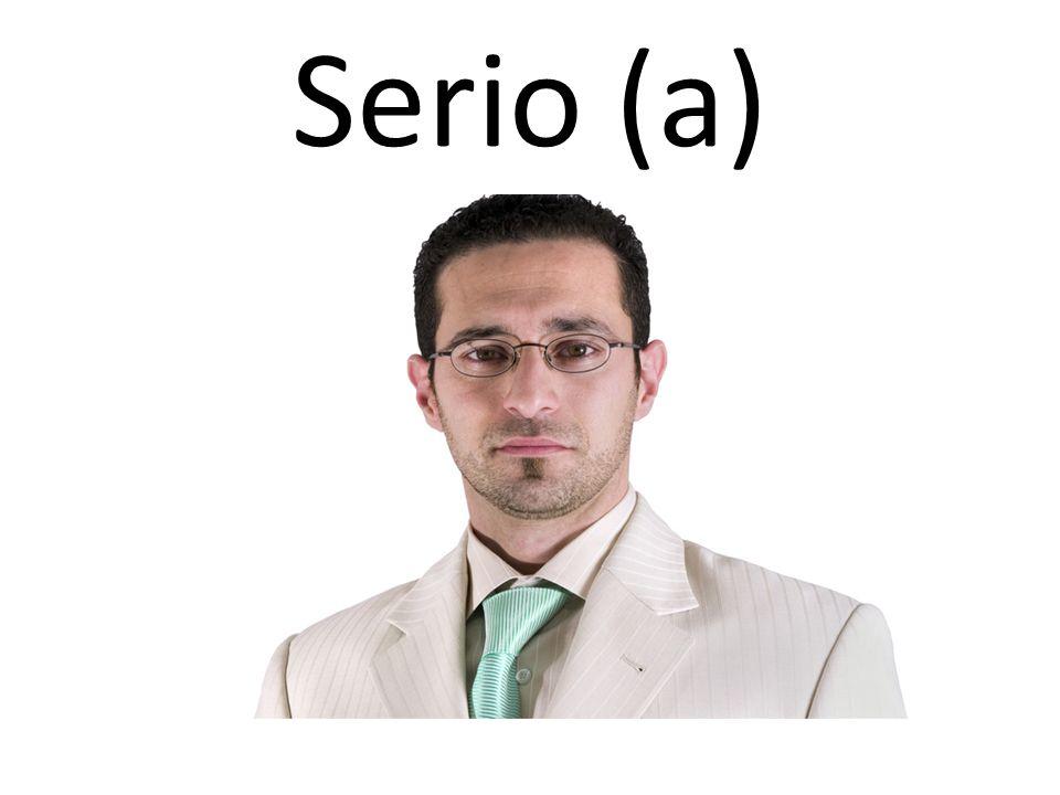 Serio (a)