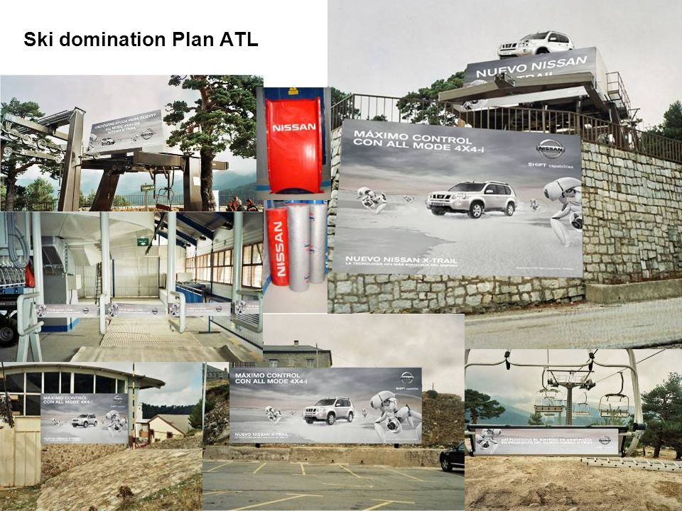 Ski domination Plan ATL