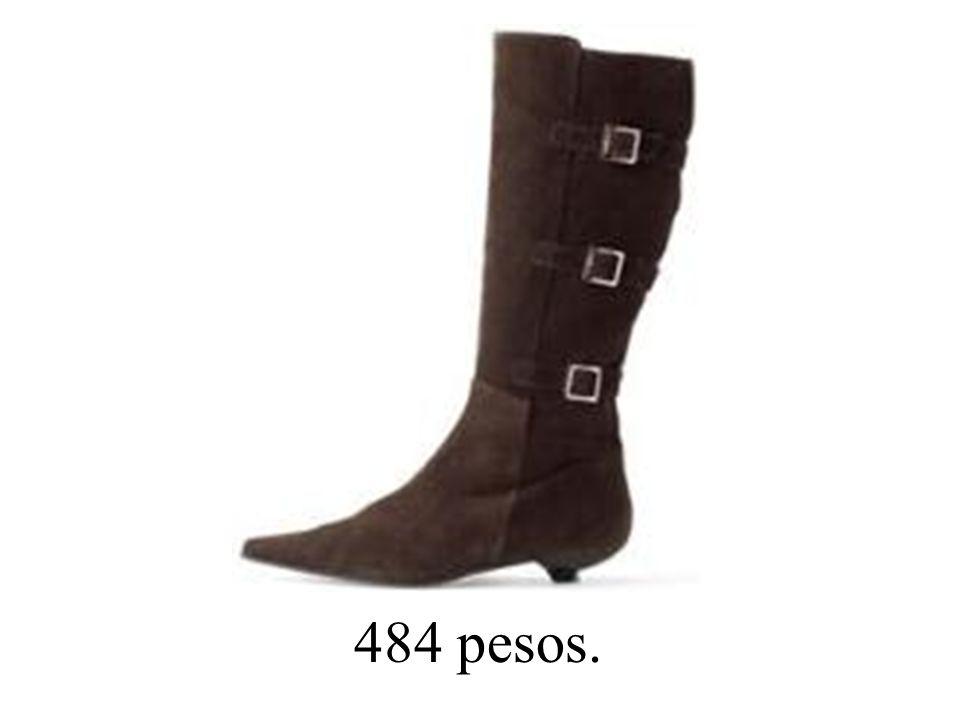 484 pesos.