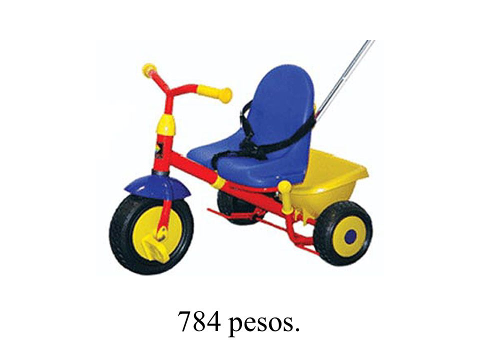 784 pesos.
