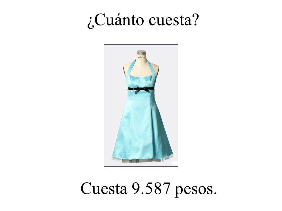 ¿Cuánto cuesta Cuesta 9.587 pesos.