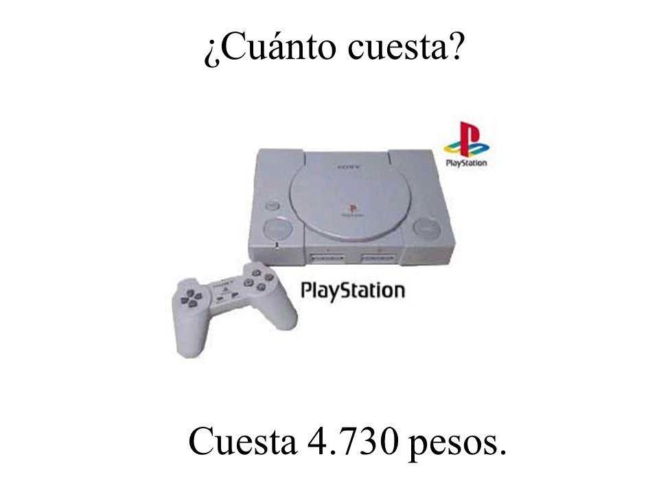 ¿Cuánto cuesta? 621 pesos.
