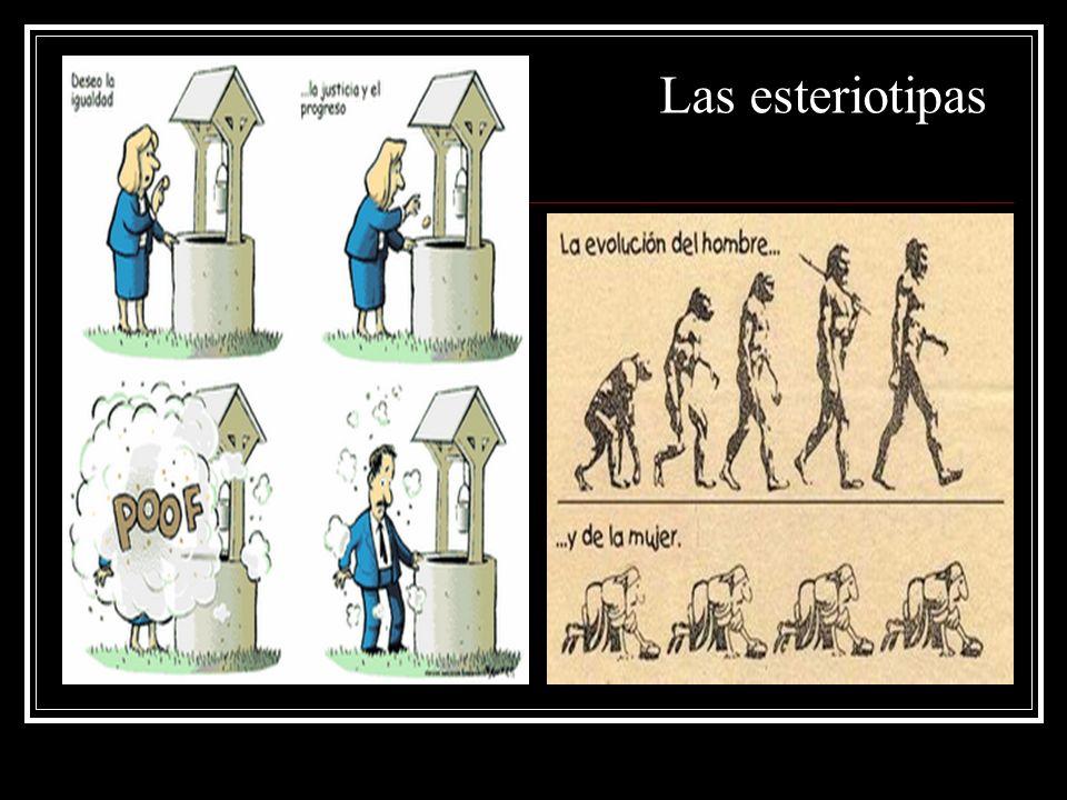 Las esteriotipas