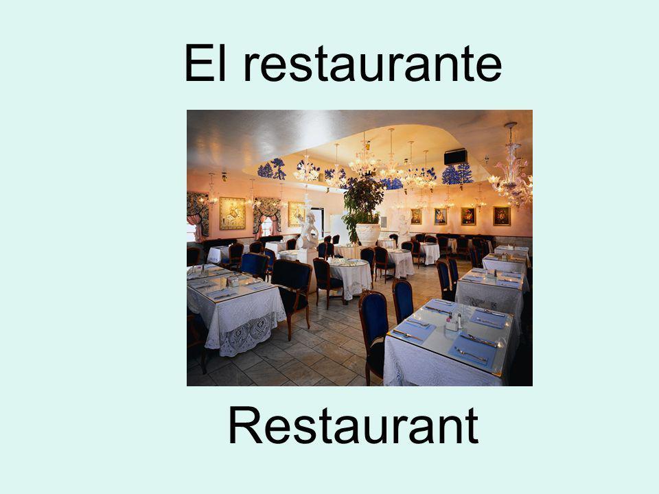 El restaurante Restaurant