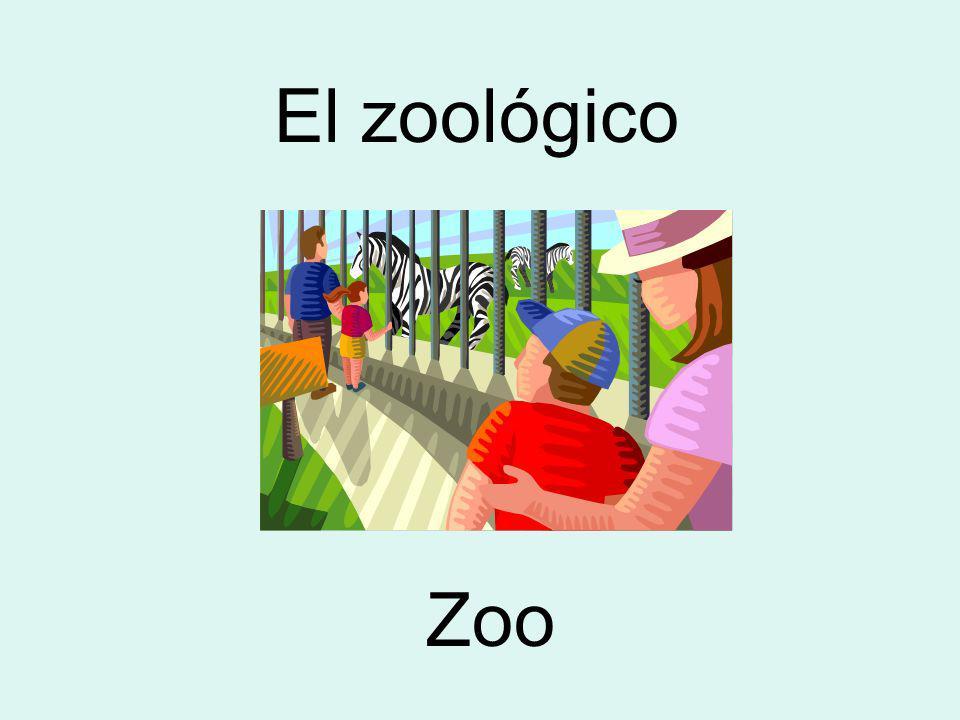 El zoológico Zoo