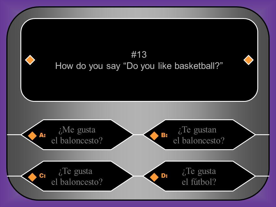 ¡Respuesta incorrecta! No es correcto…