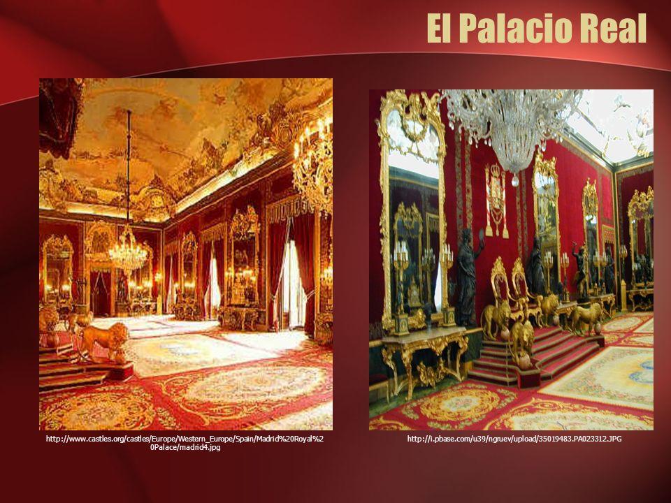 El Palacio Real http://i.pbase.com/u39/ngruev/upload/35019483.PA023312.JPGhttp://www.castles.org/castles/Europe/Western_Europe/Spain/Madrid%20Royal%2