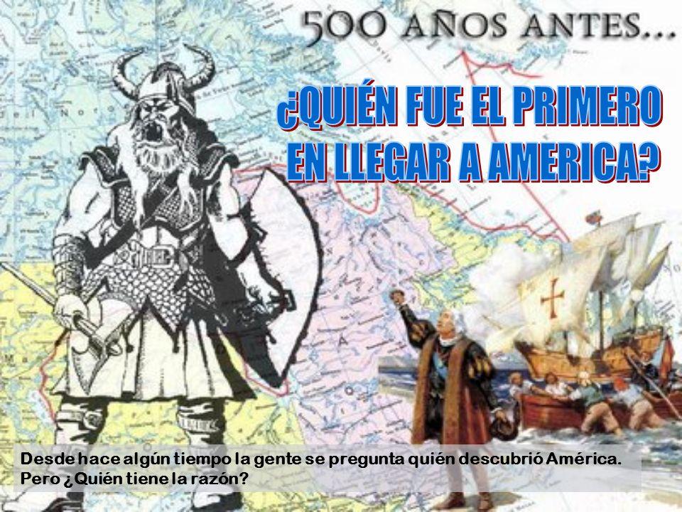 Américo Vespucio Cristóbal Colón ¿POR QUÉ ESTE CONTINENTE SE LLAMA AMERICA?