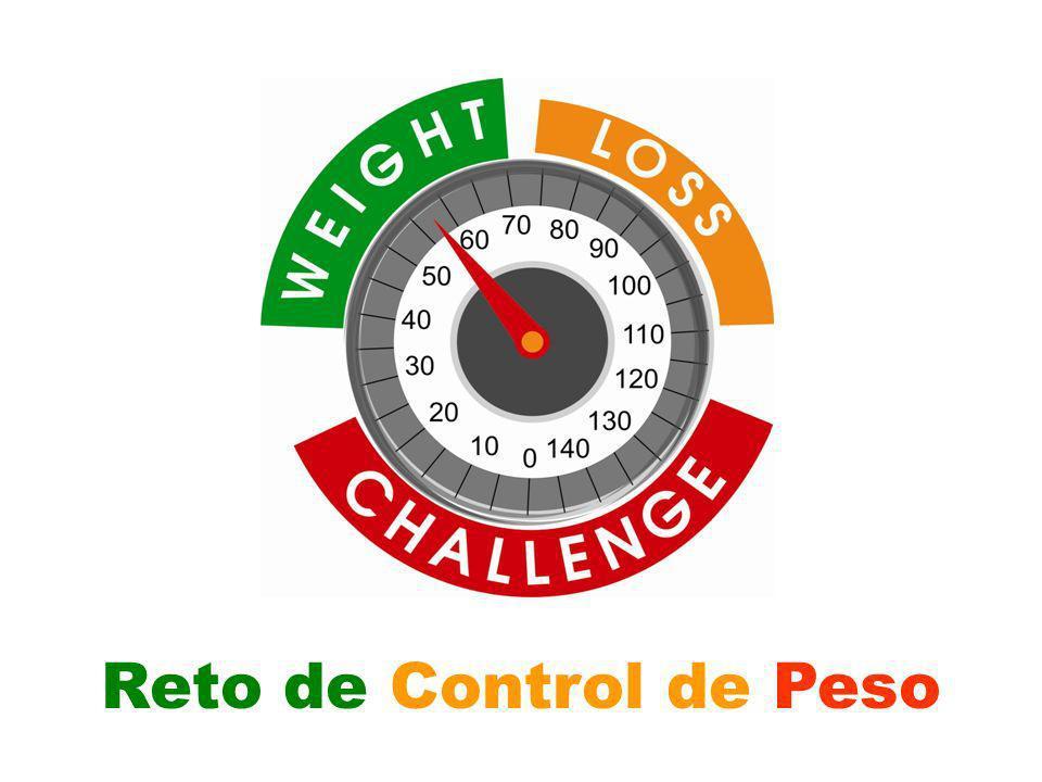 Reto de Control de Peso
