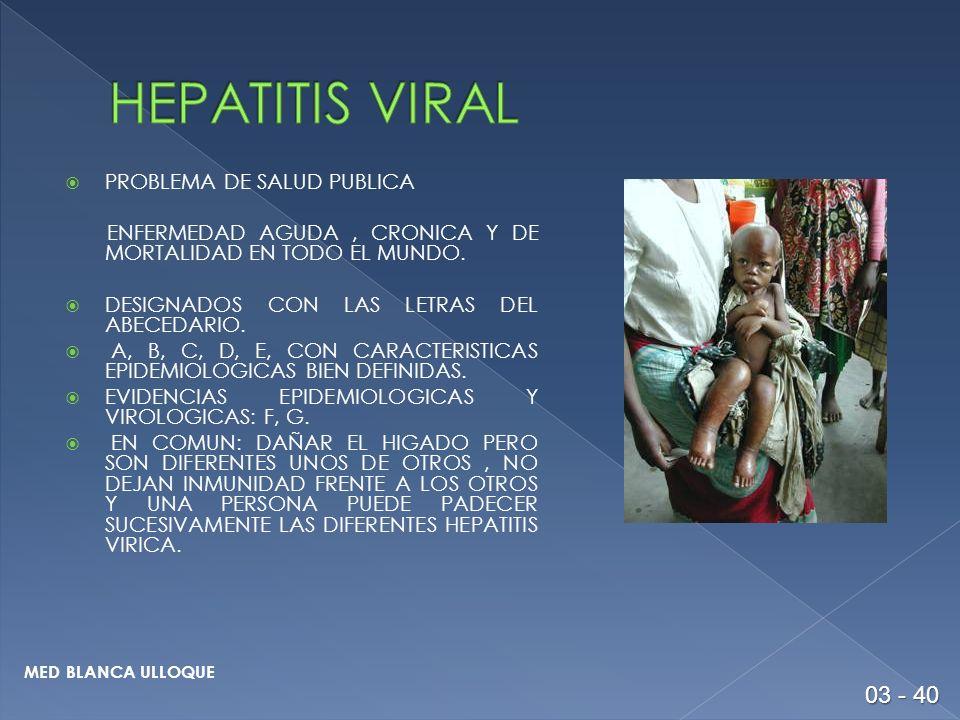 EN EL PERU PRESENCIA DE VIRUS DELTA: REGION SELVA COMUNIDADES RURALES Y NATIVAS (6.2 A 13 % ENTRE AQUELLOS CON ANTECEDENTE DE INFECCION POR HBV Y DE 14 A 53,3% ENTRE LOS PORTADORES DE HBsAg), VALLES INTERANDINOS COMO ABANCAY, CUENCA DEL RIO PAMPAS Y HUANTA (PREVALENCIA 14% DE HVD EN ESCOLARES APARENTEMENTE SANOS, 17% DE LOS QUE TUVIERON INFECCION POR HBV Y 56.5 % TIENEN MARCADORES PARA HDV EN LOS PORTADORES DE HBsAG)