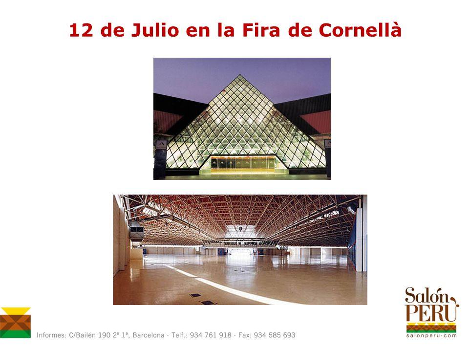 12 de Julio en la Fira de Cornellà
