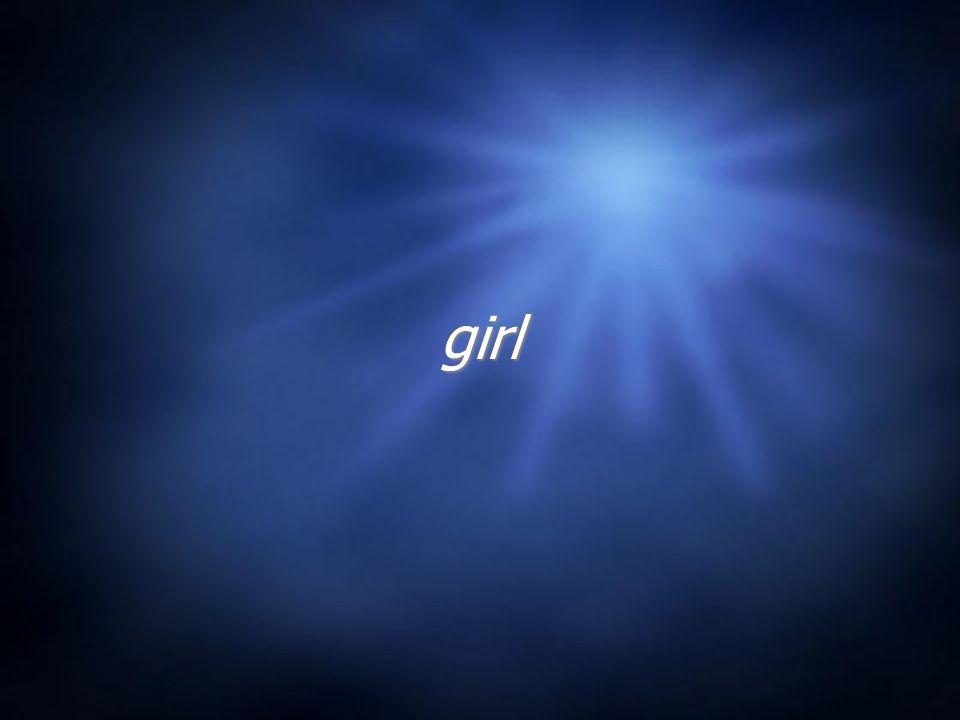 la muchacha