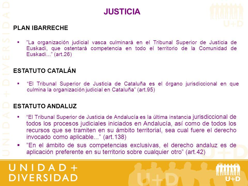 El Tribunal Superior de Justicia de Andalucía es la última instancia jurisdiccional de todos los procesos judiciales iniciados en Andalucía, así como