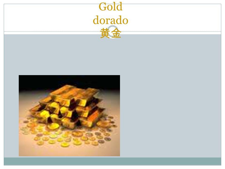 Gold dorado