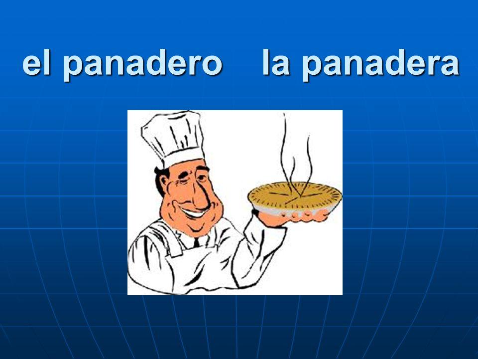 el panaderola panadera