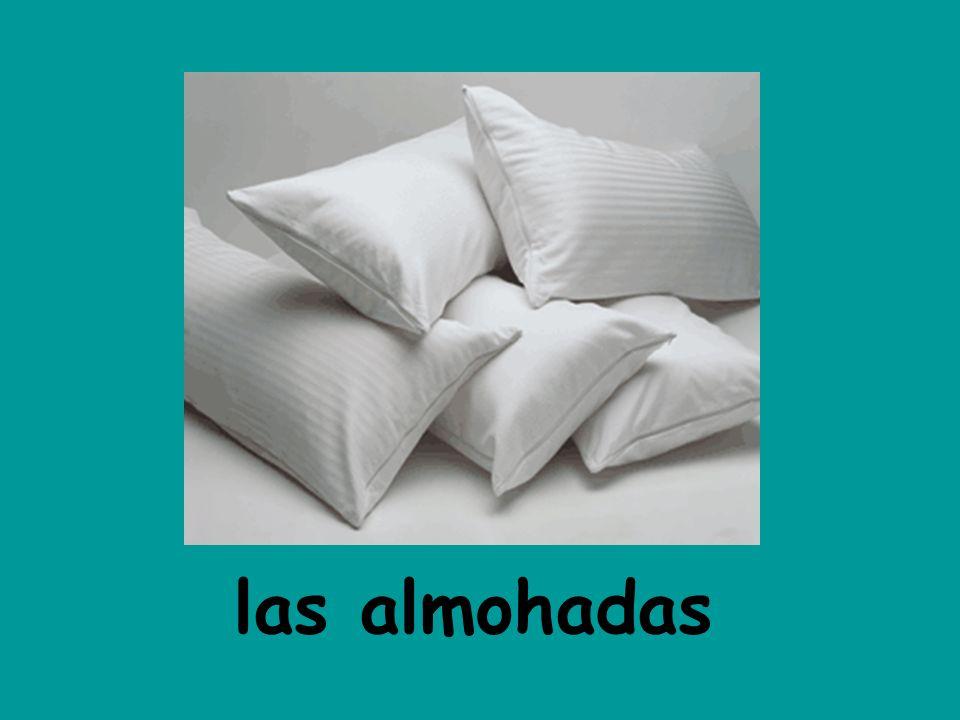 las almohadas