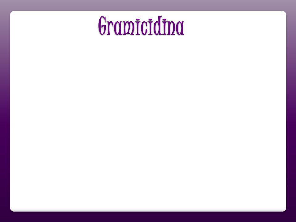 Gramicidina