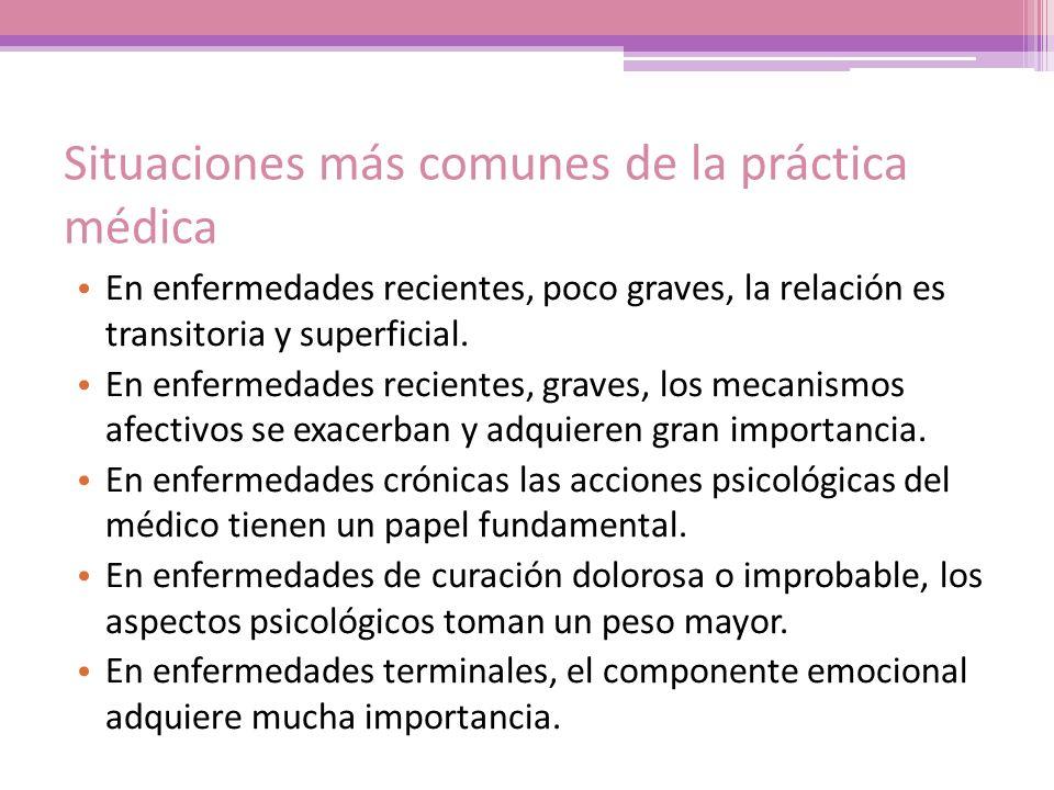 Médico Inseguro Inseguridad: rasgo de personalidad de causa genética, cultural o ambas.