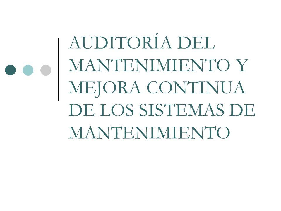 Todo sistema de mantenimiento apoya al sistema de producción para contribuir al logro de los objetivos de cualquier organización.