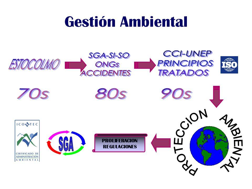 Certificado de Administración Ambiental Es la declaración de la conformidad del Sistema de Administración Ambiental, respecto a los requisitos establecidos en la NTC ISO 14001 I C O T E C