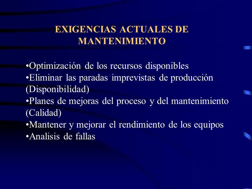 CRITERIO DE SELECCION RESPECTO A LA PLANTA 1.Nivel de gestión.