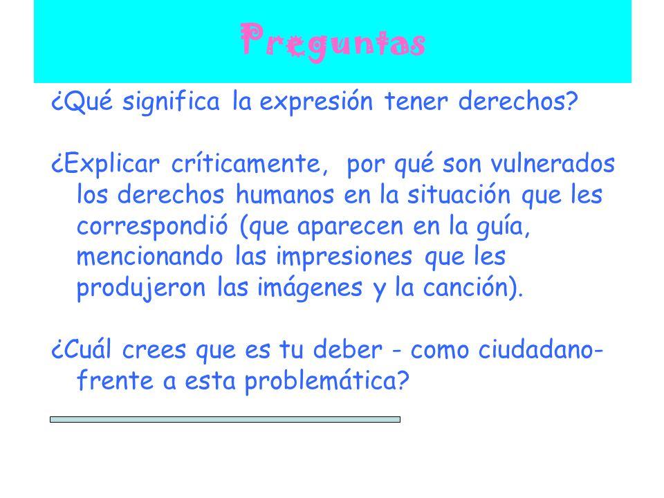 Ejemplo de algunos Derechos Colectivos o Sociales en la Constitución de la República Derechos de la niñez. Derechos de la niñez. Derecho a la familia.