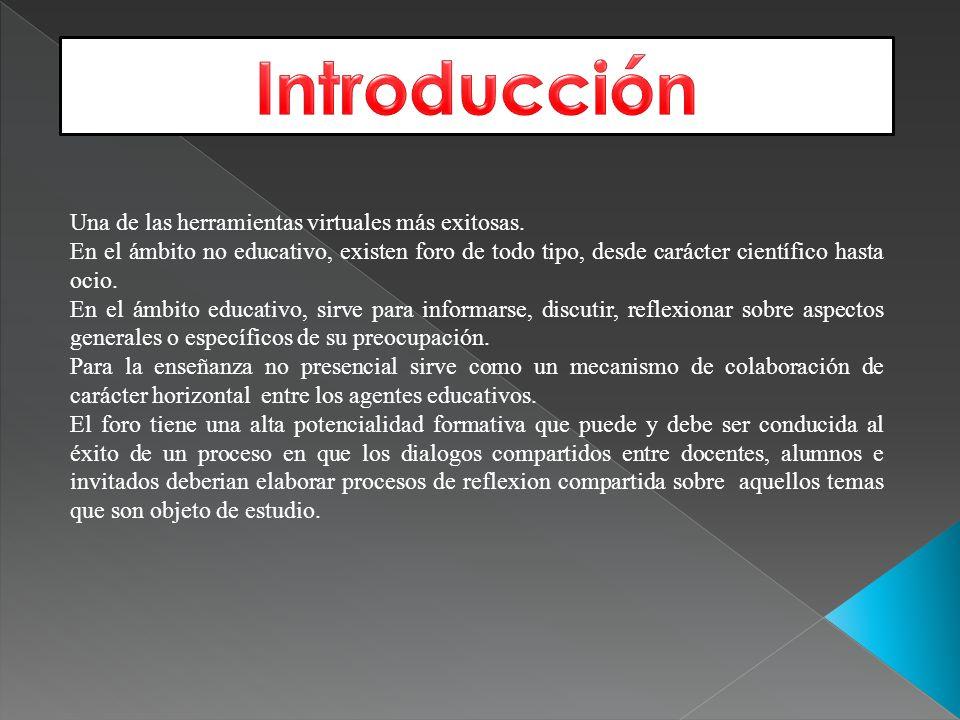 Aplicación web.Complemento de un sitio web. Discusión libre e informal.