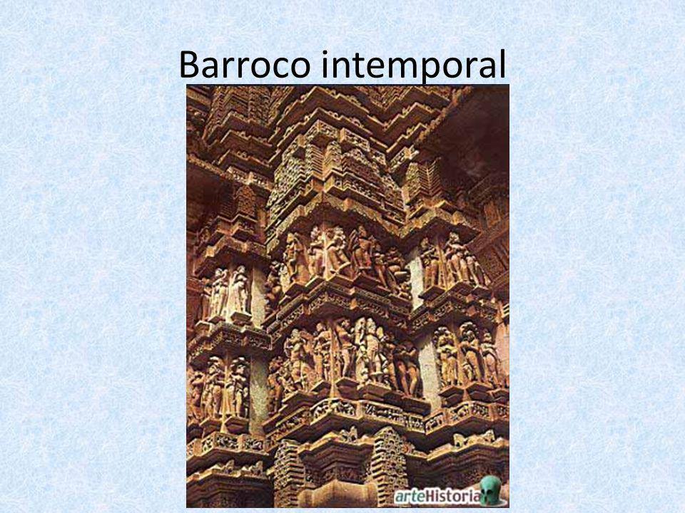 Barroco intemporal