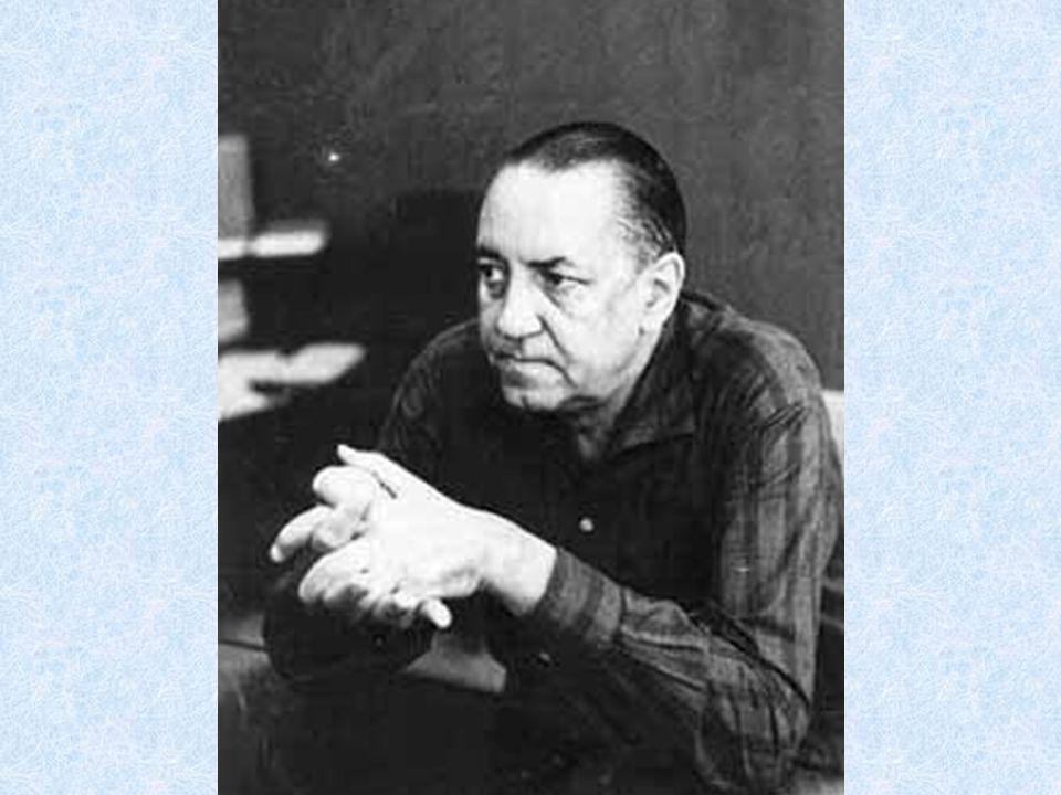 Alejo Carpentier 26 de diciembre de 1904 – 24 de abril de 1980 Padre francés, madre rusa, nacido en Suiza, criado en La Habana Importancia de la música en su vida y su obra Larga estancia en París (1928-1939) donde coincide con Uslar Pietri y Miguel Ángel Asturias, y conoce el movimiento surrealista Viaje a Haití en 1943