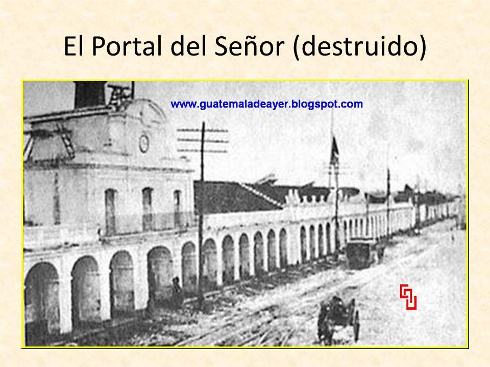 El Portal del Señor (destruido)