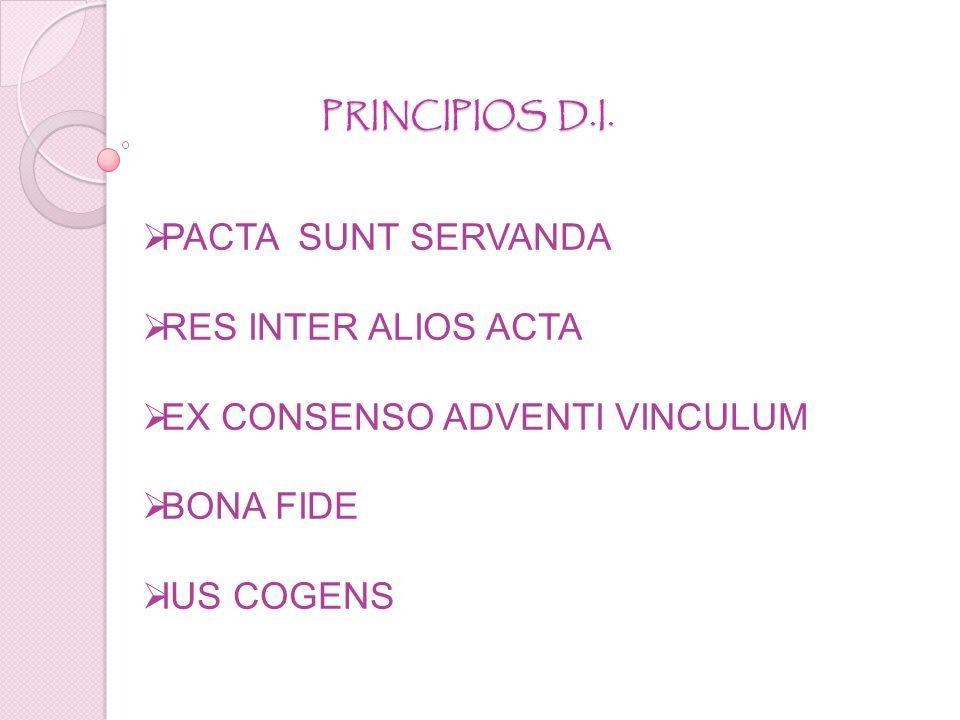 PRINCIPIOS D.I.