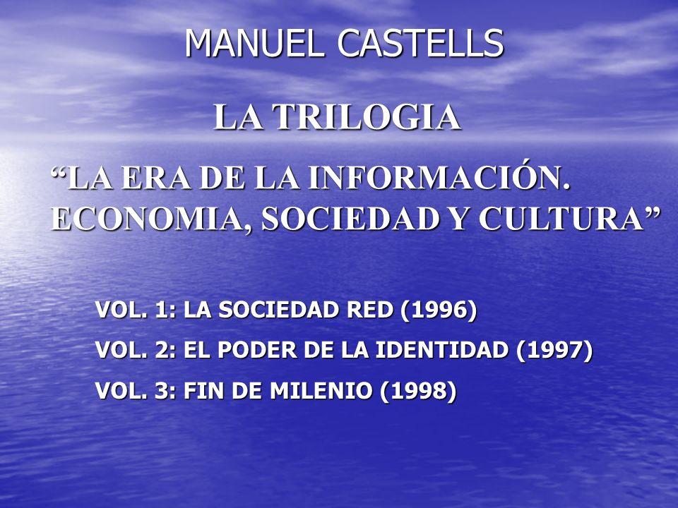 BIOGRAFIA NACIO EN ESPAÑA BARCELONA 1942 NACIO EN ESPAÑA BARCELONA 1942 EXILIADO EN DICTADURA DE FRANCO EXILIADO EN DICTADURA DE FRANCO ESTUDIO SOCIOLOGIA EN FRANCIA PARIS 1966, Y A LOS 24 AÑOS SE COMBIRTIO EN EL PROFESOR MAS JOVEN DE PARIS EL CUAL FUE EXPULSADO DESPUES.
