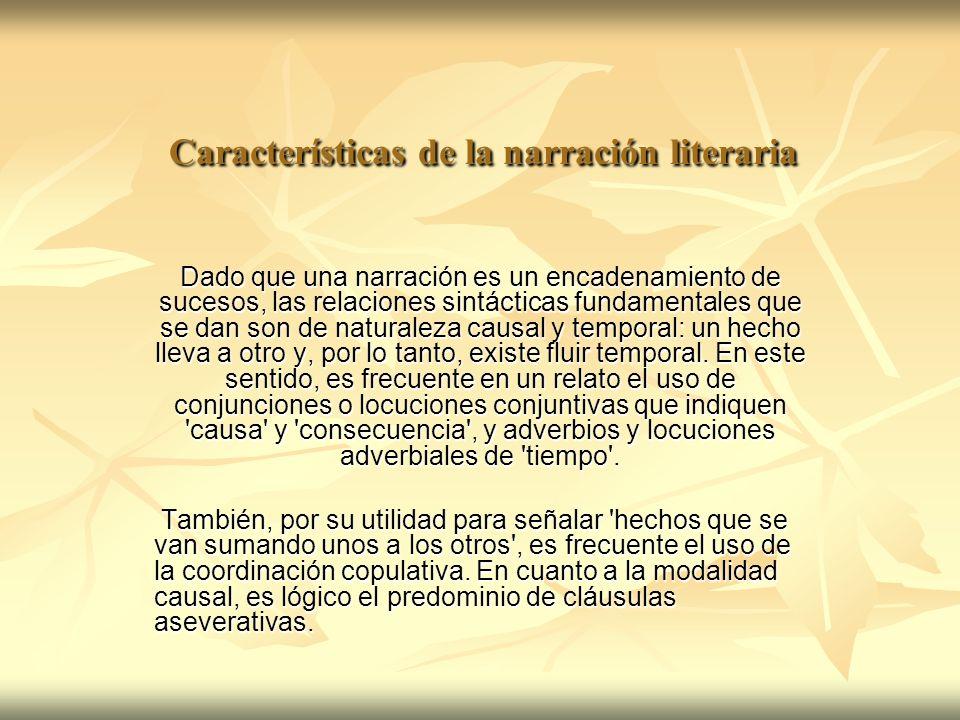 El narrador El emisor de un texto narrativo recibe, de acuerdo con la función que realiza, una denominación especial: la de narrador.