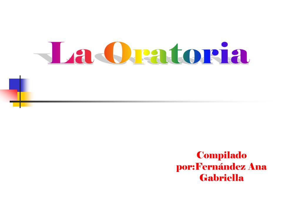Compilado por:Fernández Ana Gabriella
