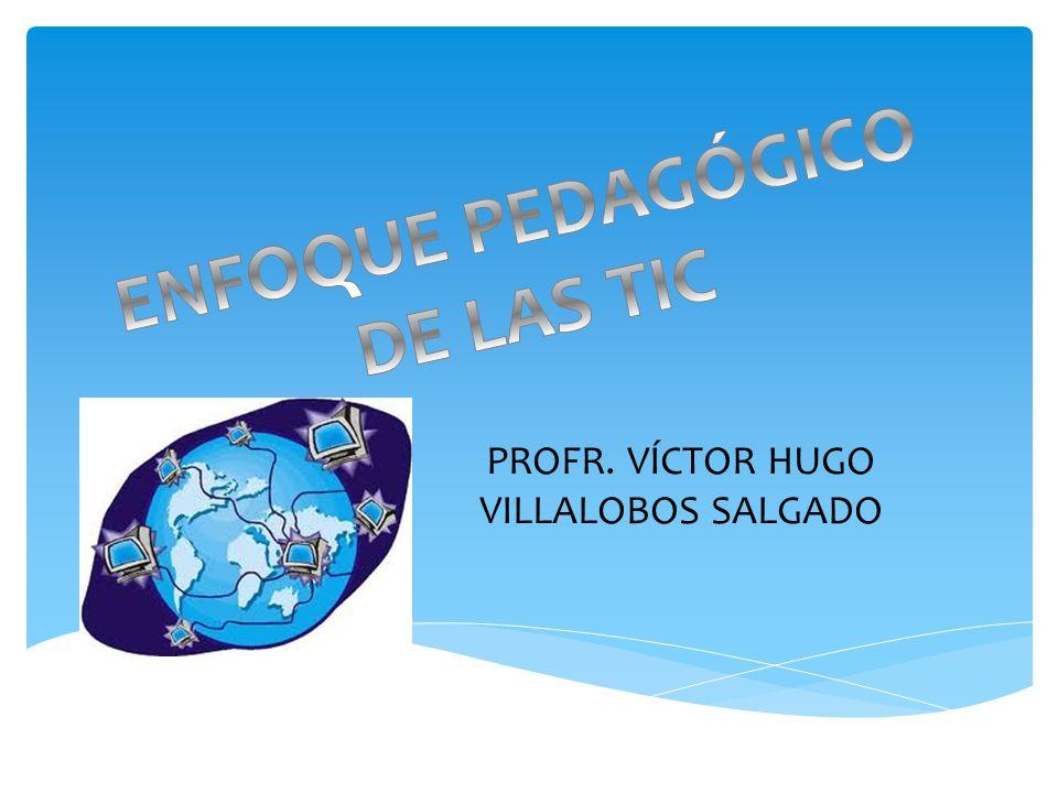 PROFR. VÍCTOR HUGO VILLALOBOS SALGADO