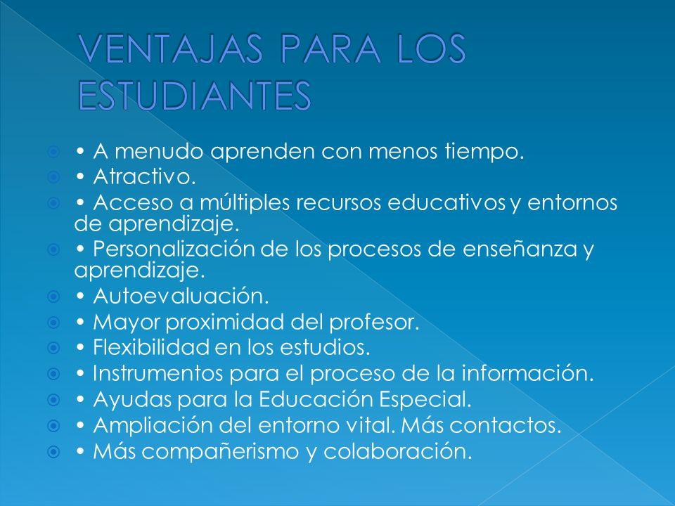 Fuente de recursos educativos para la docencia, la orientación y la rehabilitación.