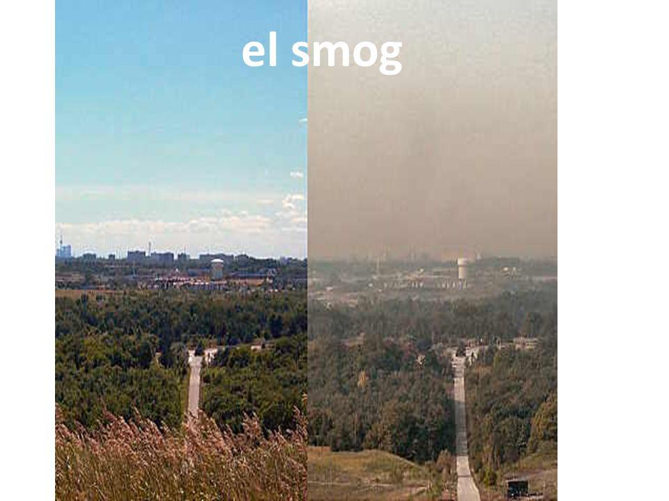 el smog