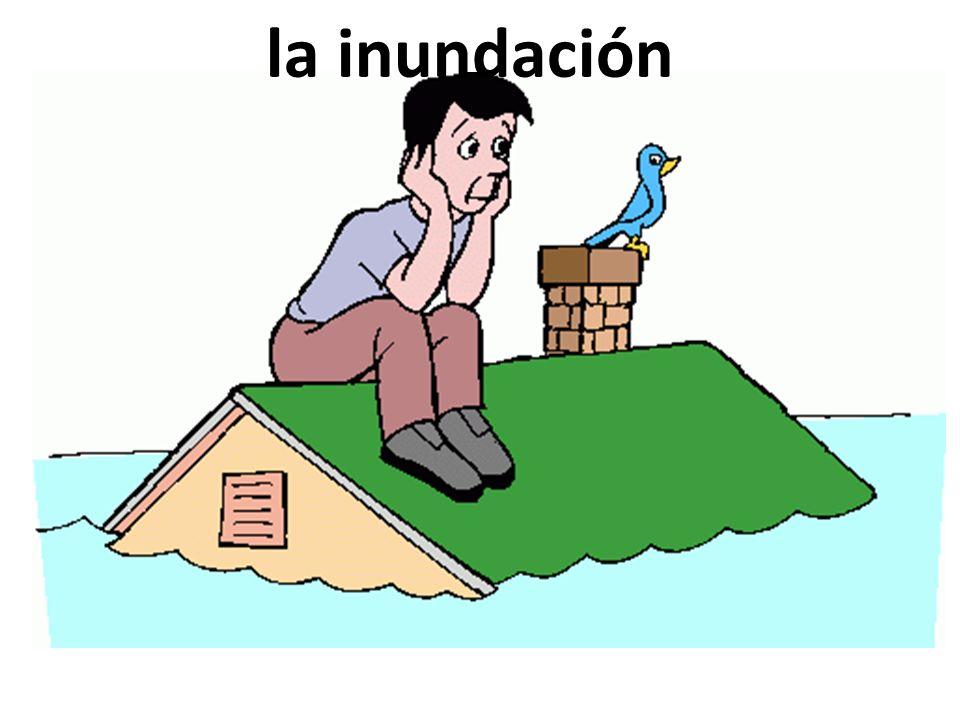 la inundación
