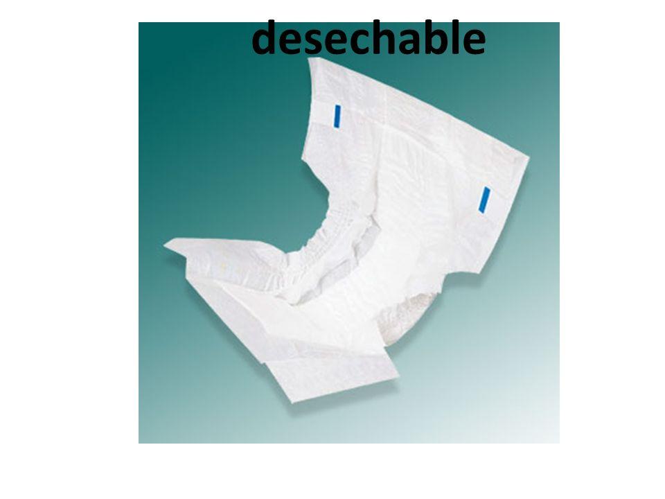 desechable