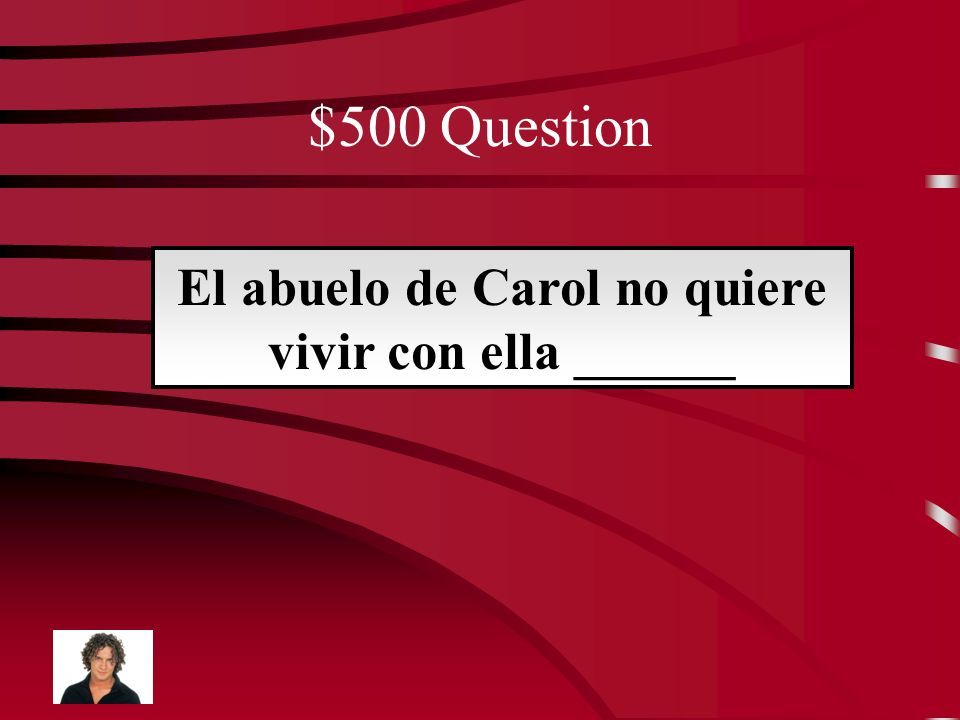 $400 Answer Maruja