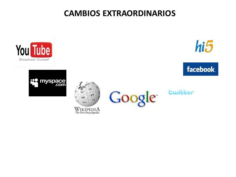 CAMBIOS EXTRAORDINARIOS