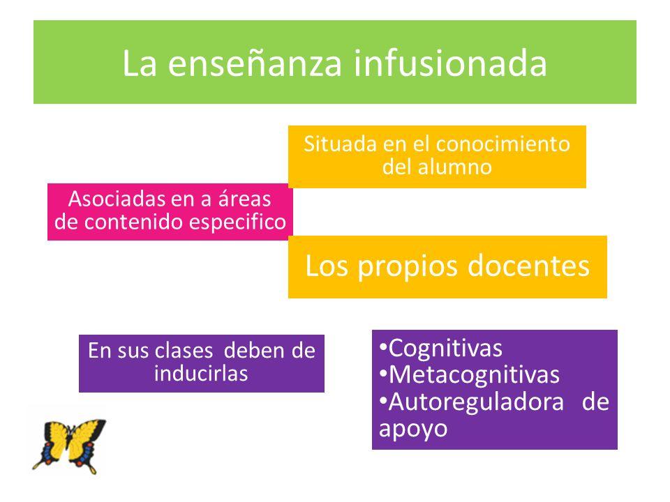 Carácter específico i interdisciplinario o interdominio.
