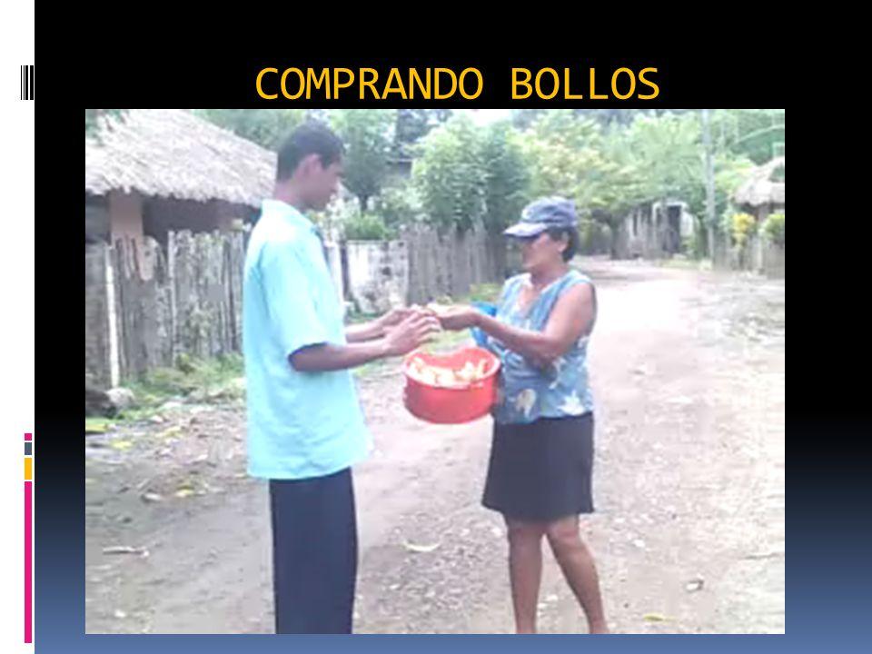 COMPRANDO BOLLOS