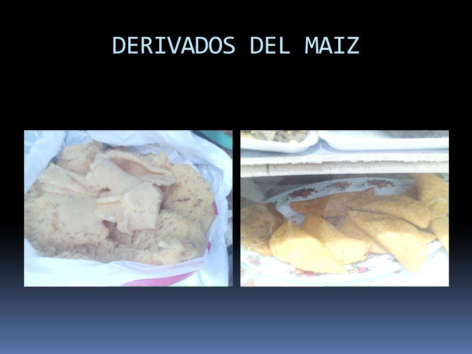 DERIVADOS DEL MAIZ