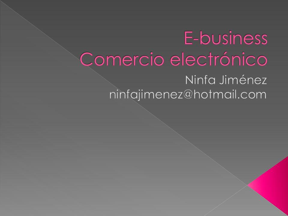 Comercio electrónico de consumidor a empresa C2B En ella los consumidores definen las condiciones de las transacciones.
