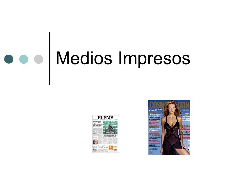 Medios Impresos