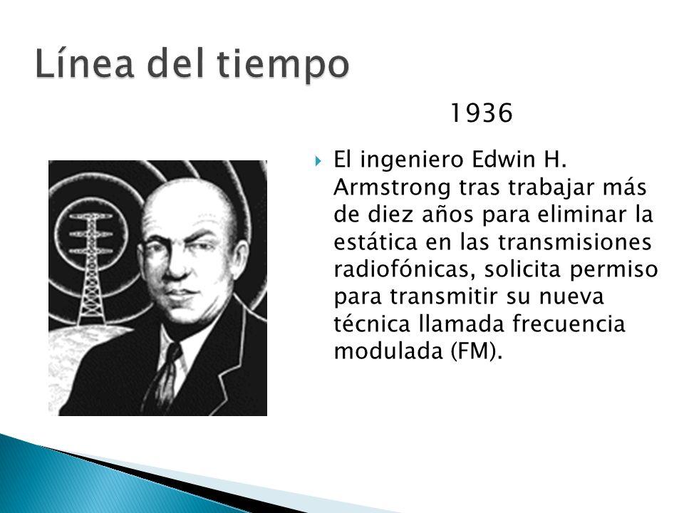 1930 El18 de septiembre inicia transmisiones XEW, La Voz de la América Latina desde México. Esta estación la fundó Don Emilio Azcárraga Vidaurreta e i